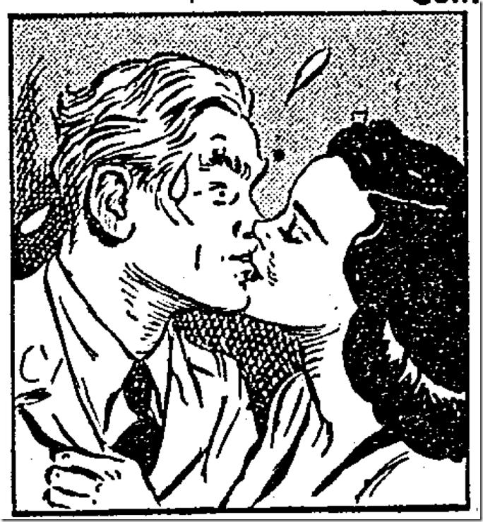 June 13, 1944, Comics