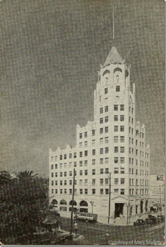Hollywood First National Building