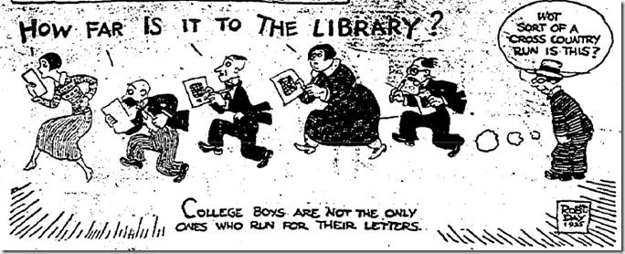 Jan. 11, 1925, Crossword Puzzle Mania