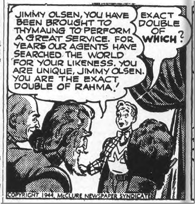 Aug. 1, 1944, Comics