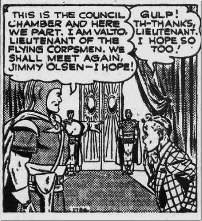 July 29, 1944, Comics