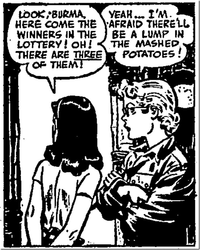 Aug. 22, 1944, Comics