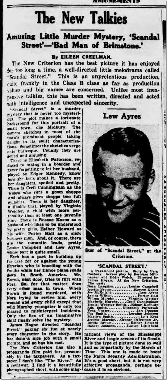 Feb. 4, 1938, New York Sun