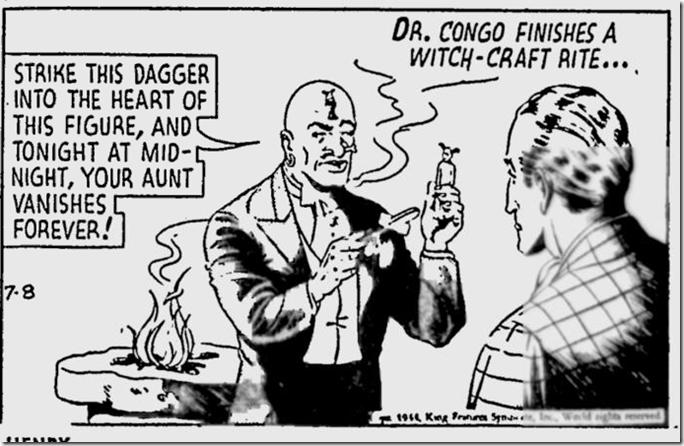July 8, 1944, comics