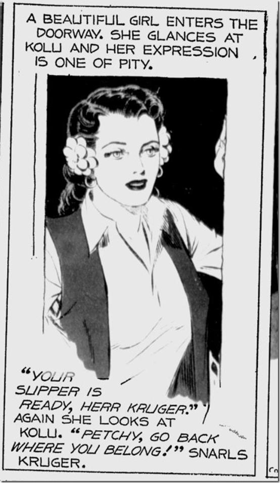 July 19, 1944, Comics