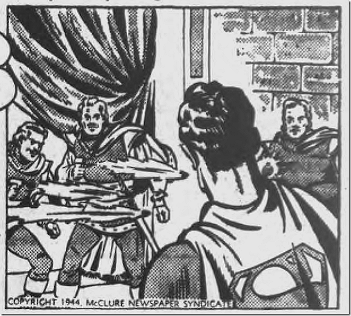 Aug. 28, 1944, Comics