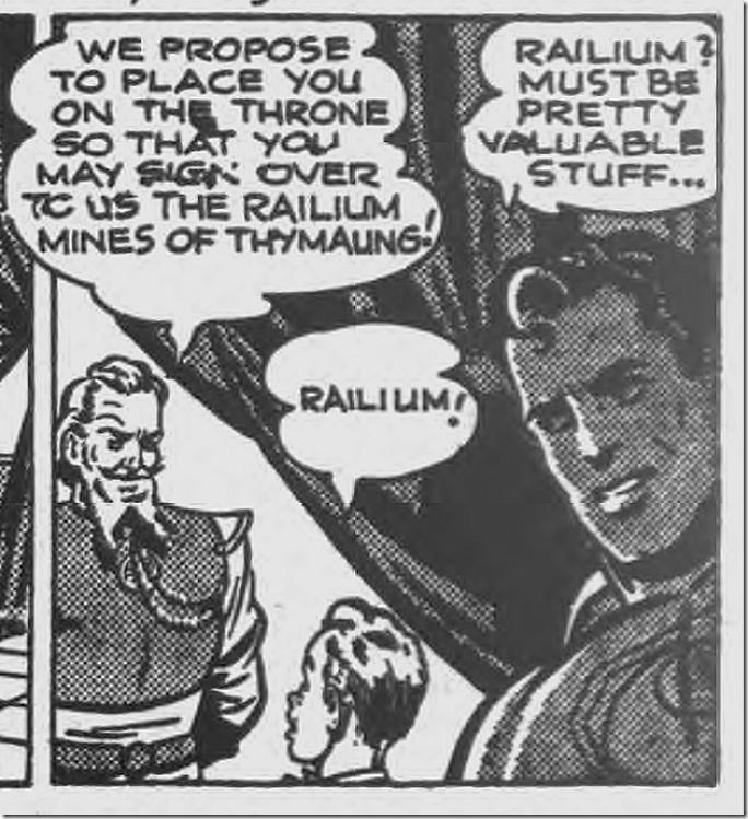 Aug. 8, 1944, Comics