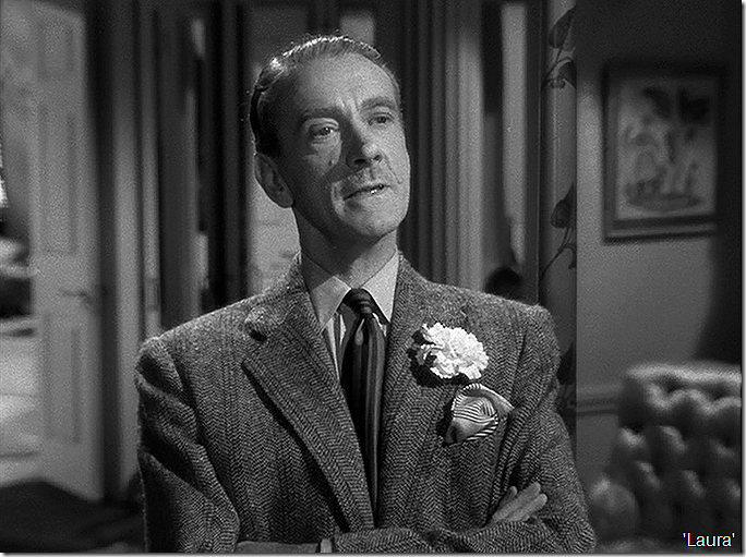 "Clifton Webb ""Laura"""