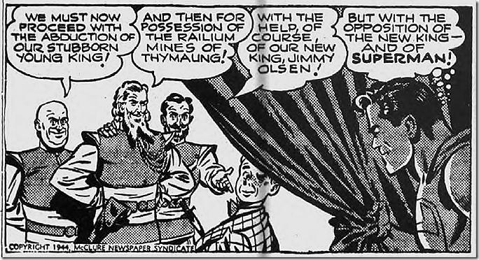 Aug. 12, 1944, Comics