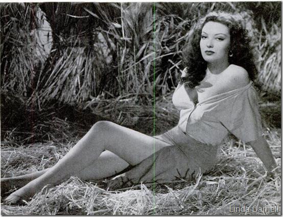 July 31, 1944, Linda Darnell