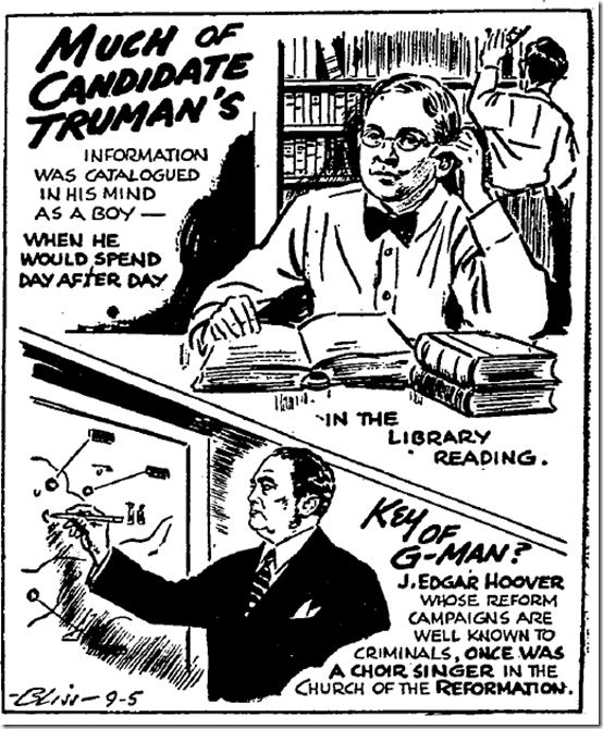 Sept. 5, 1944, Comics