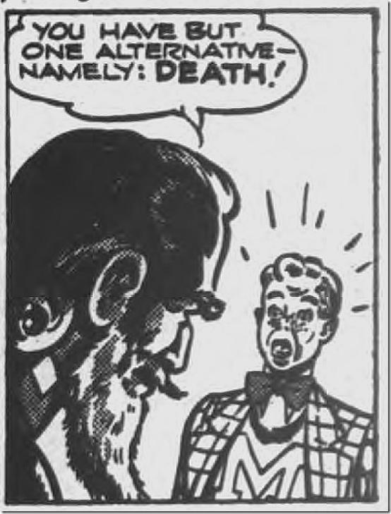 Aug. 5, 1944, Comics