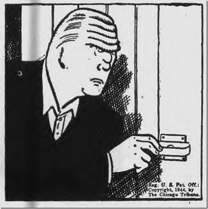 Aug. 19, 1944, Comics