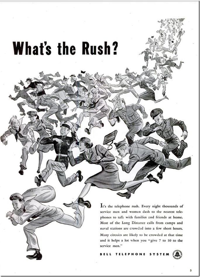 Sept. 25, 1944, Bell Telephone