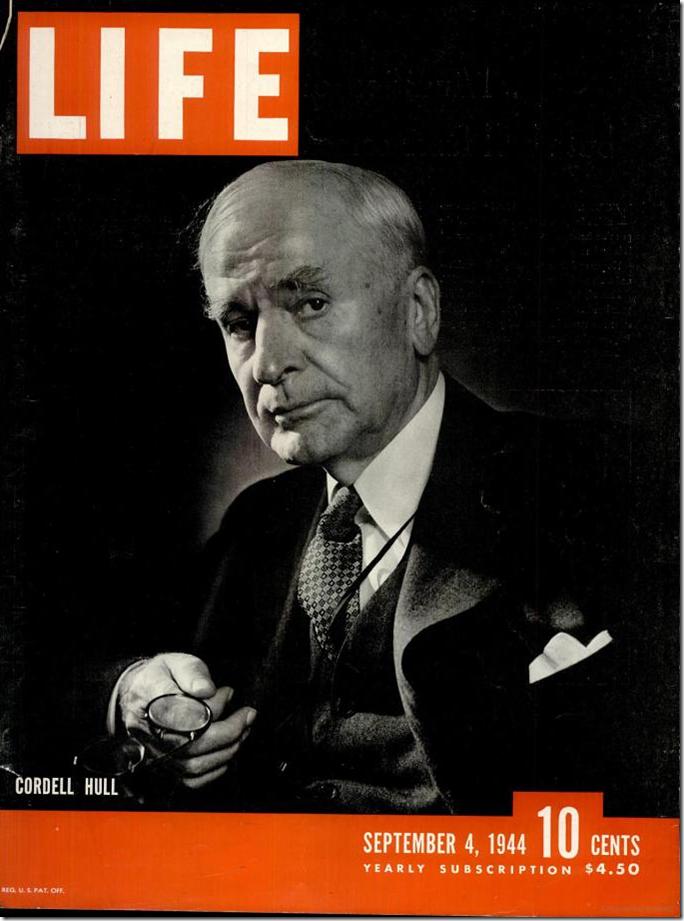 Life Magazine, Sept. 4, 1944