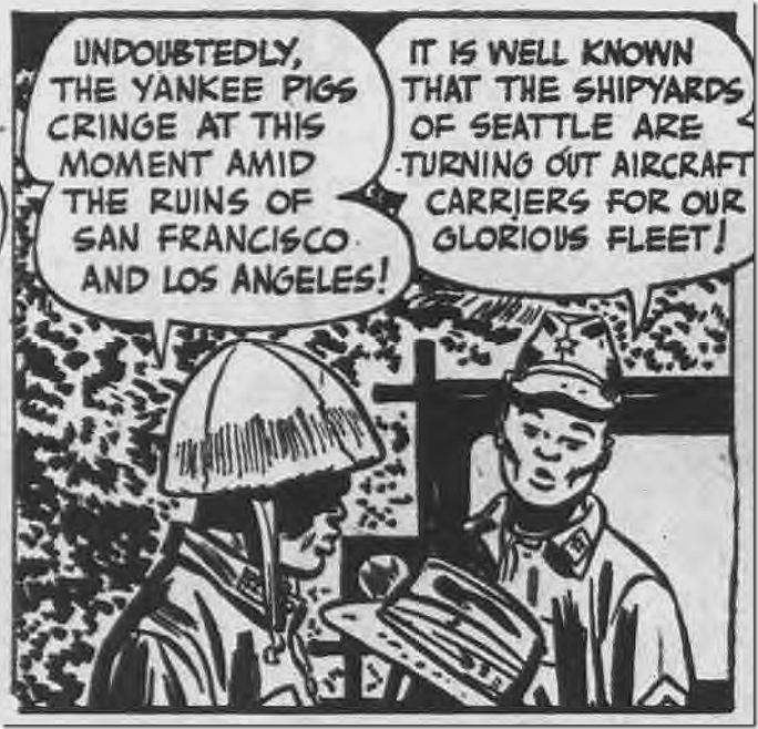 Sept. 11, 1944, Comics