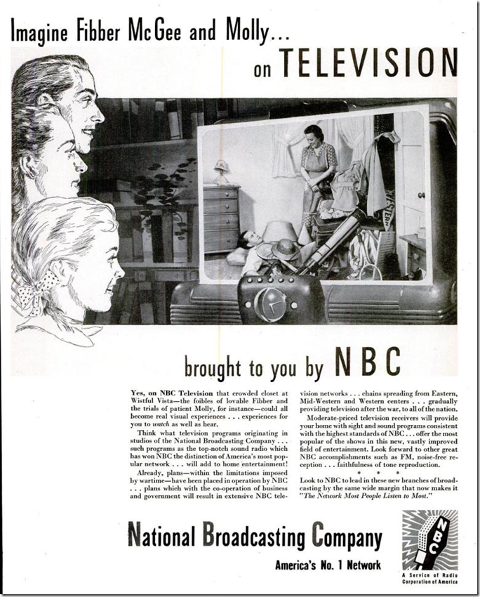 Sept. 18, 1944, television