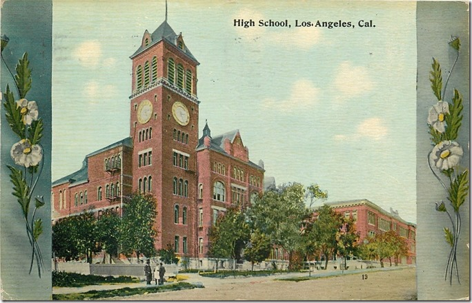Los Angeles High School
