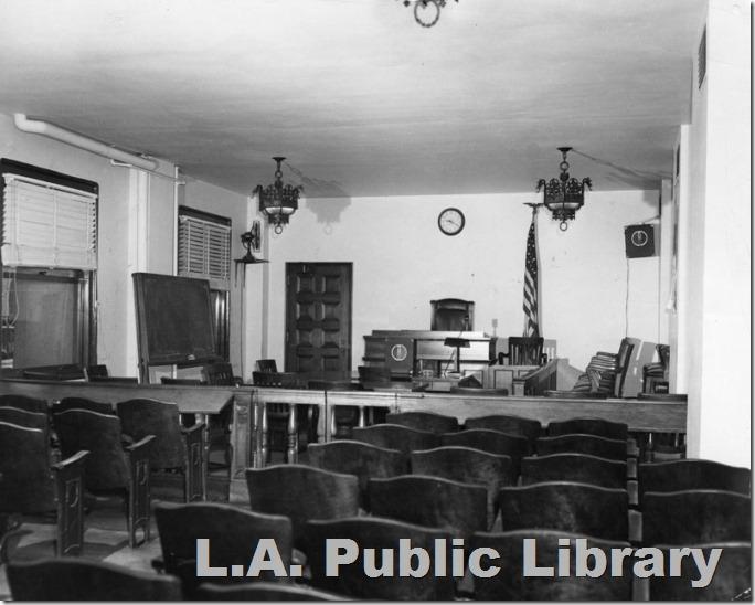 Coroner's Jury Room