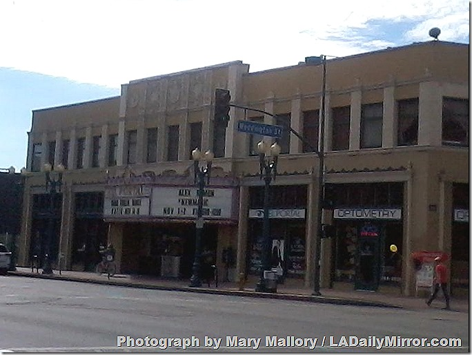 Mary Mallory / Hollywood Heights: El Portal Theatre