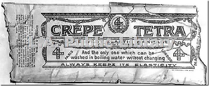 Crepe Tetra