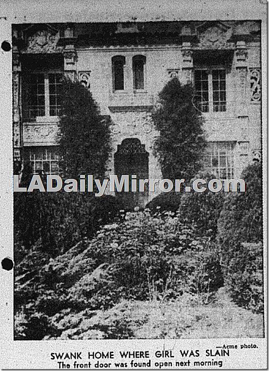 Oct. 14, 1944, El Palacio Apartments