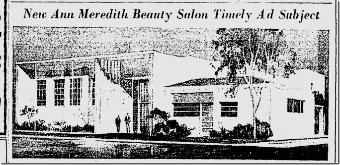 Ann Meredith Beauty Salon, Beverly Hills