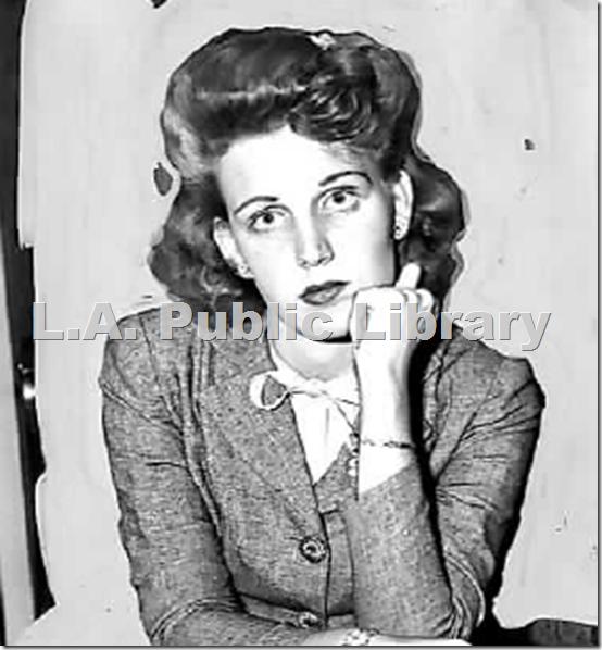 June Ziegler, Los Angeles Herald-Express