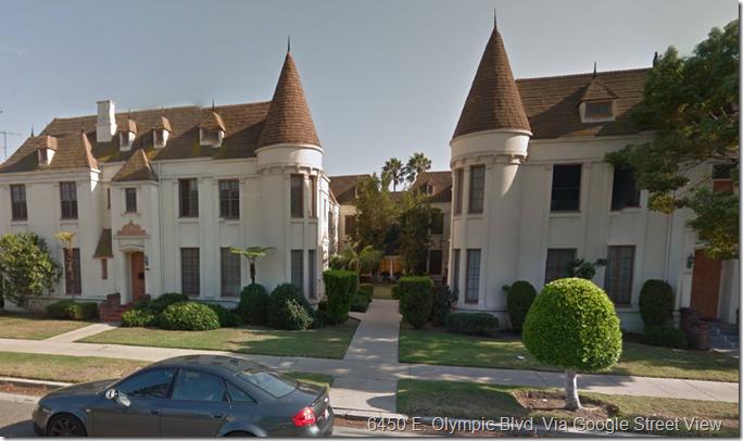 6450 W. Olympic Blvd. Google Street View