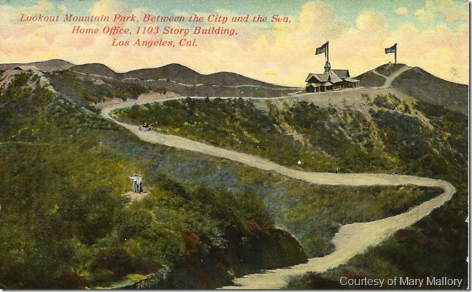 Mary Mallory / Hollywood Heights: Lookout Mountain Inn