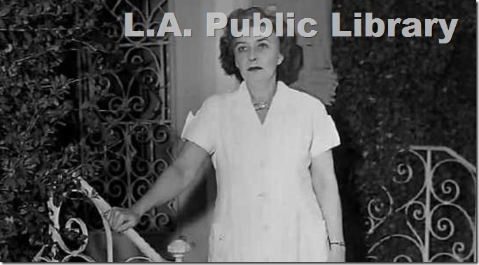 Lulu Atwood, Los Angeles Examiner