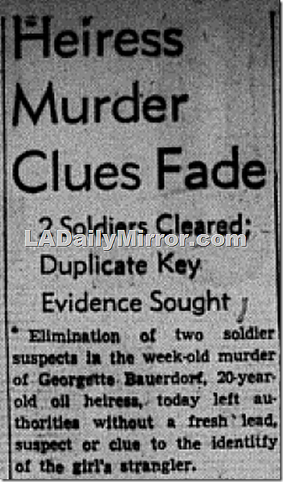 Oct. 19, 1944, Bauerdorf Case