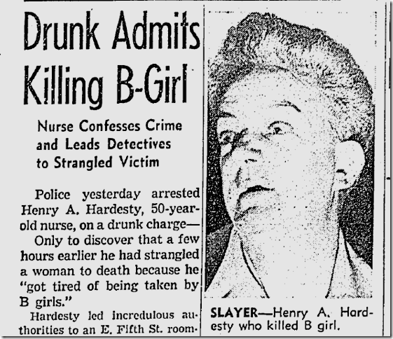 Aug. 19, 1940, B-girl killing