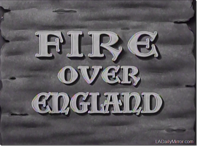Nov. 15, 2014, Fire Over England