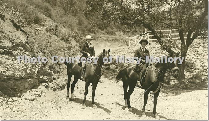 Hollywoodland Riding Trails