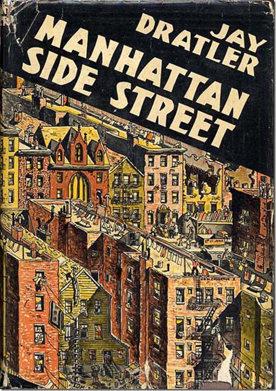 Manhattan Side Street