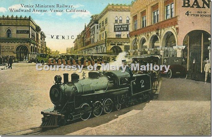 Venice Mini Railway