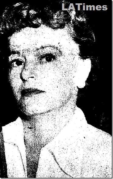 Bess Taffel , Sept. 19, 1951
