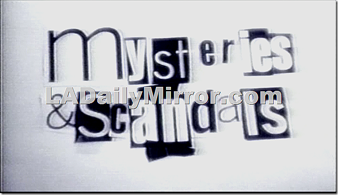 Feb. 5, 2015, Mysteries & Scandals