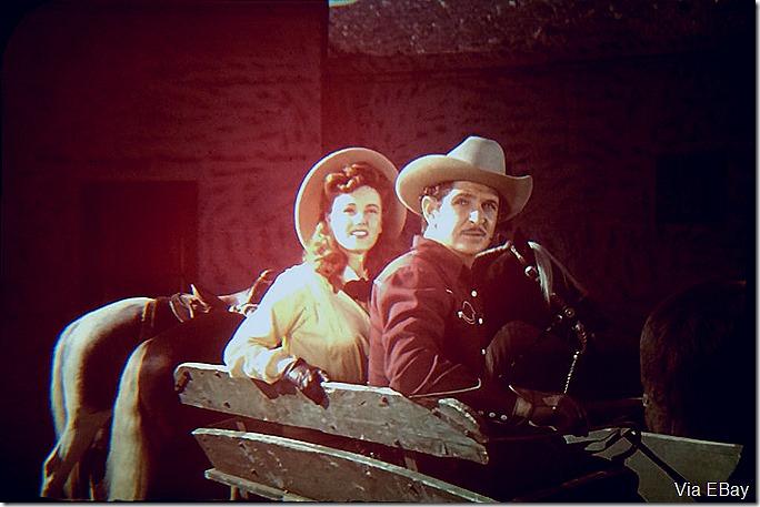 Mystery film slide via EBay
