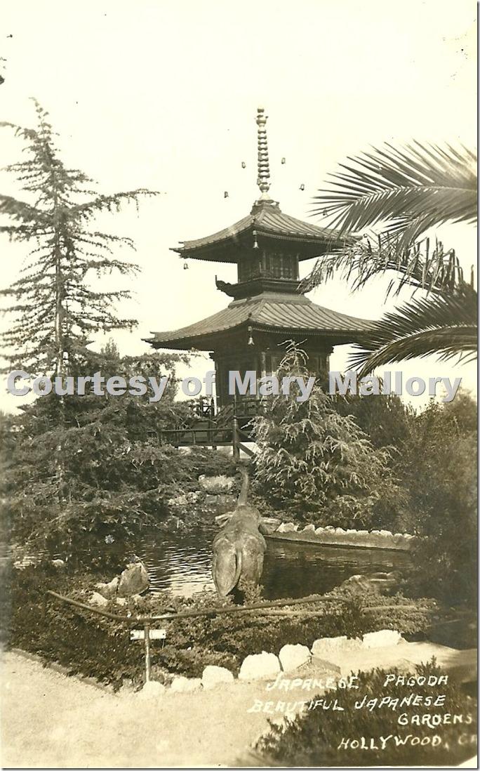 Bernheimer Pagoda
