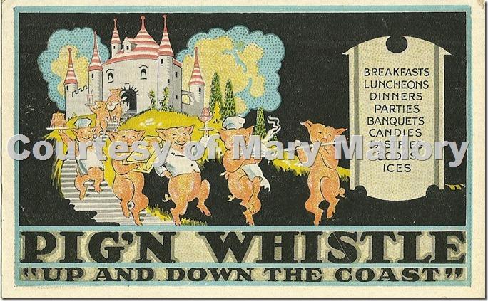 Pig'n Whisle