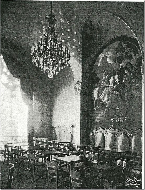 Pig & W Interior & Mural