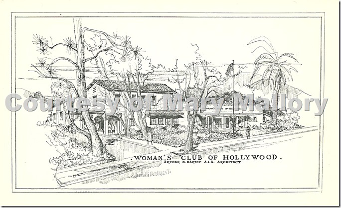 Woman's Club La Brea