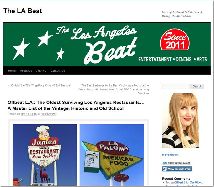 L.A. Beat