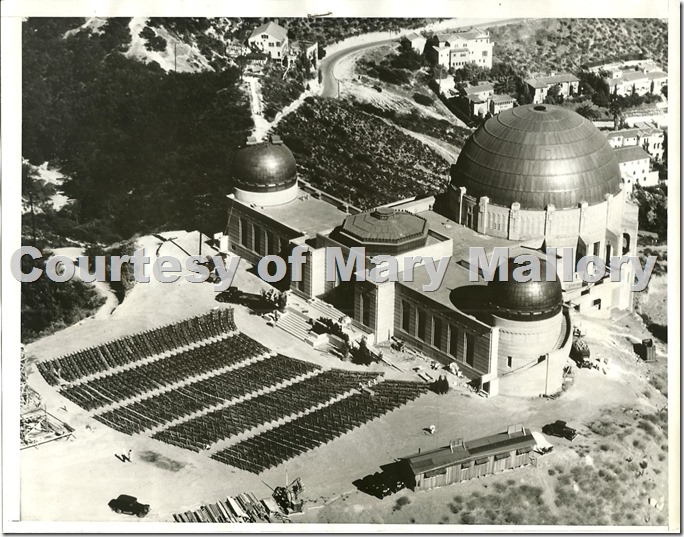 Kopec Griffith Observatory