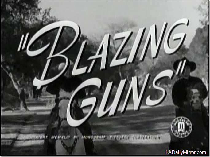 July 4, 2015, Blazing Guns