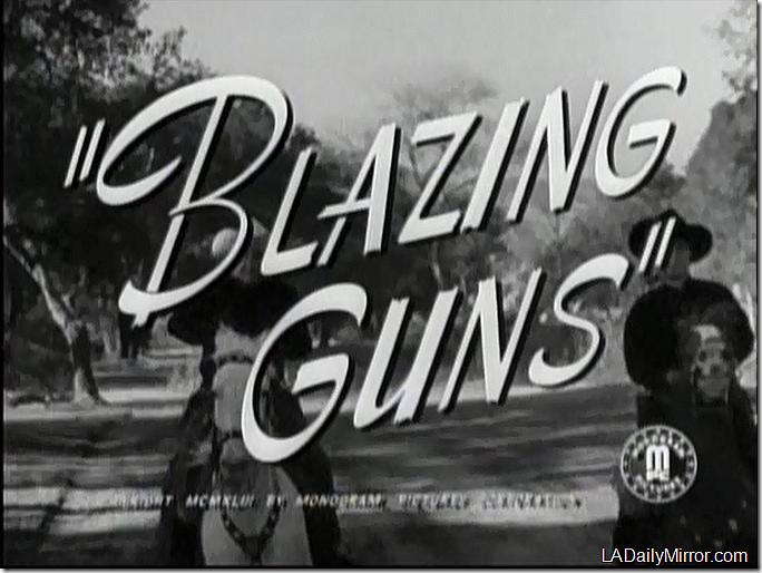 July 4, 2015, Blazing Guns