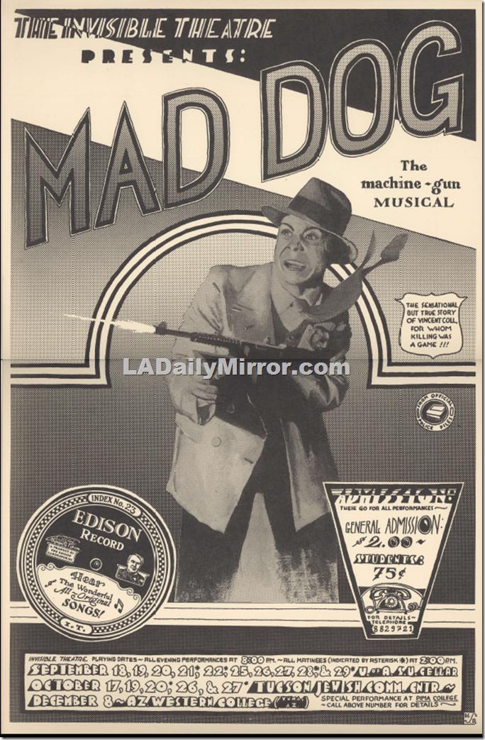 Mad Dog, 1974