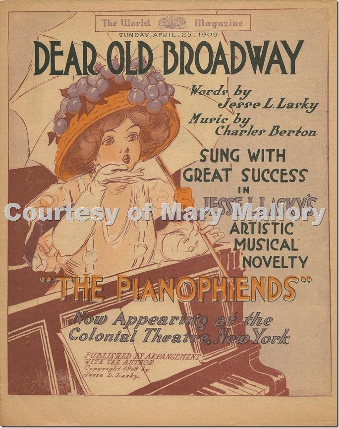 Dear Old Broadway